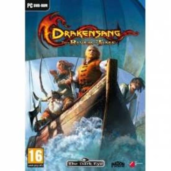 Drakensang The River of Time Game PC