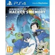 Digimon Story Cybersleuth Hacker's Memory PS4 Game