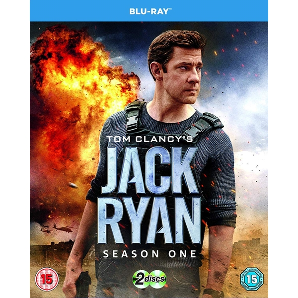 Jack Ryan Season 1 Blu-ray