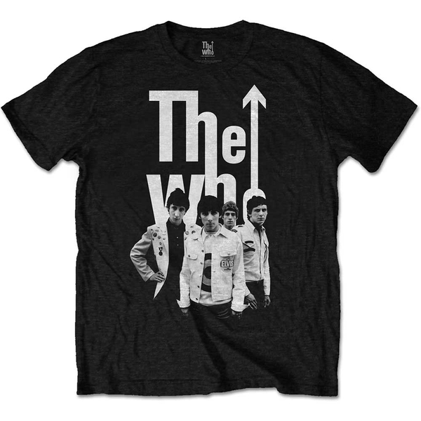 The Who - Elvis for Everyone Unisex Large T-Shirt - Black