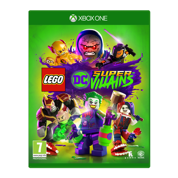Lego DC Super Villains Xbox One Game - Image 1