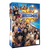 WWE Wrestlemania 33 DVD - Region 2