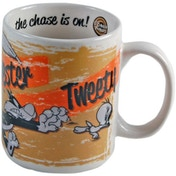 MugBug Tweety Pie Logo Novelty Coffee/Tea Mug