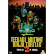 Teenage Mutant Ninja Turtles 2 - The Secret Of The Ooze DVD