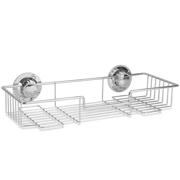Stainless Steel Shower Caddy | M&W