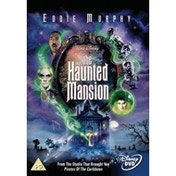 Disney The Haunted Mansion DVD