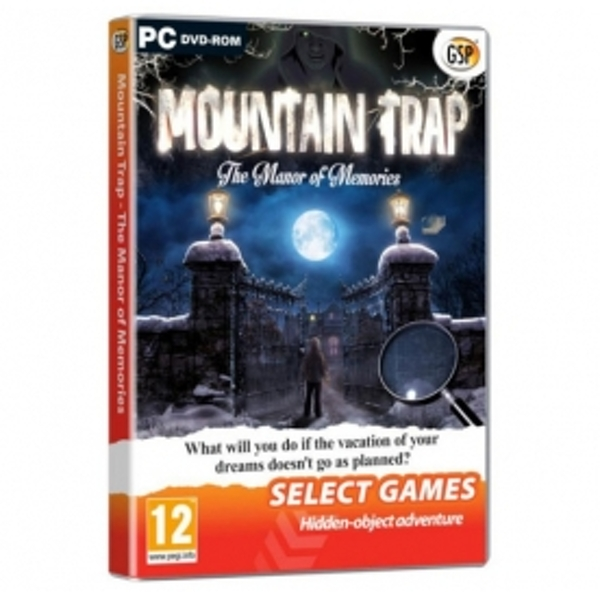 Mountain Trap The Manor of Memories PC Game