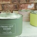 Fresh Cut Herbs Citronella Candle - Image 4
