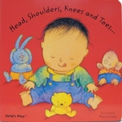 Head, Shoulders, Knees and Toes... by Child's Play International Ltd (Board book, 2002)