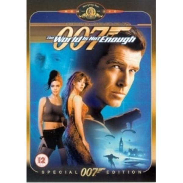 James Bond The World Is Not Enough Special Edition DVD