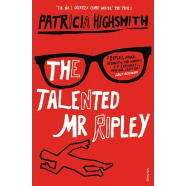 The Talented Mr Ripley by Patricia Highsmith (Paperback, 1999)