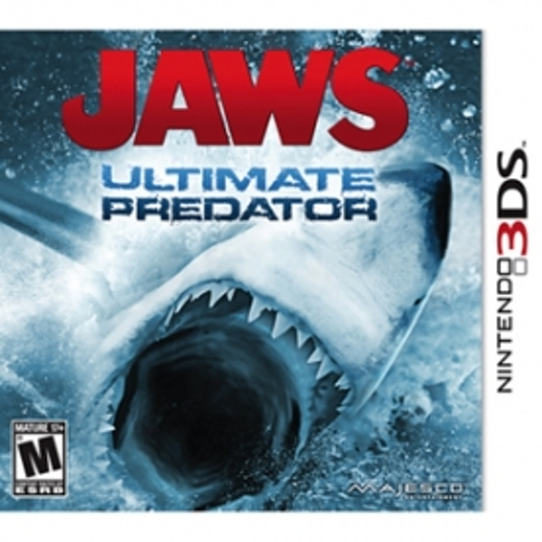 Jaws Ultimate Protector Game 3DS