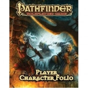Player Character Folio Pathfinder