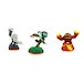 Eruptor, Stealth Elf, and Terrafin (Skylanders Giants) Triple Character Figure Pack - Image 2