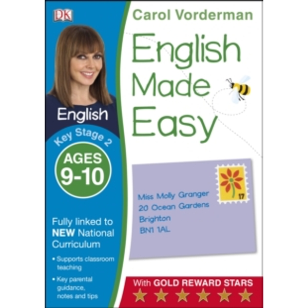 English Made Easy Ages 9-10 Key Stage 2 by Carol Vorderman (Paperback, 2014)