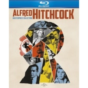 Alfred Hitchcock The Masterpiece Box Set Collection Blu-ray