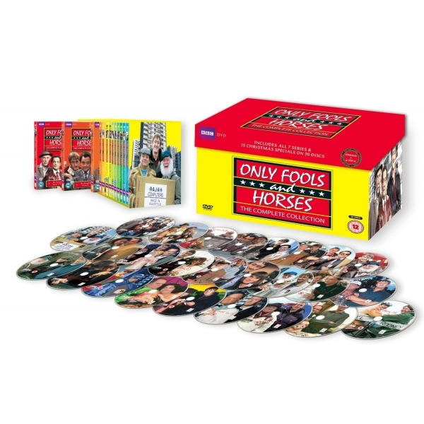 Only Fools And Horses Complete Anniversary DVD