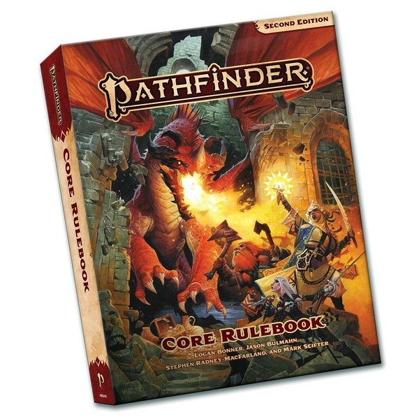 Pathfinder 2nd Edition - Core Rulebook Pocket Edition