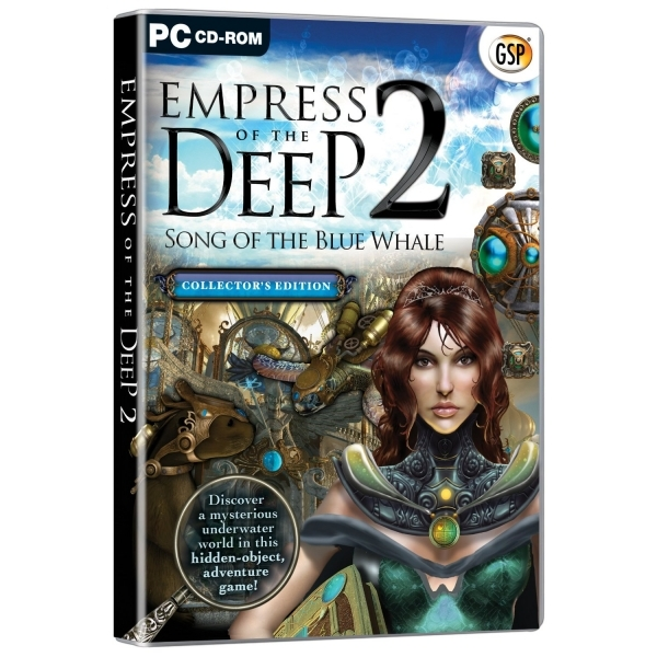 Empress of the Deep 2 Game PC