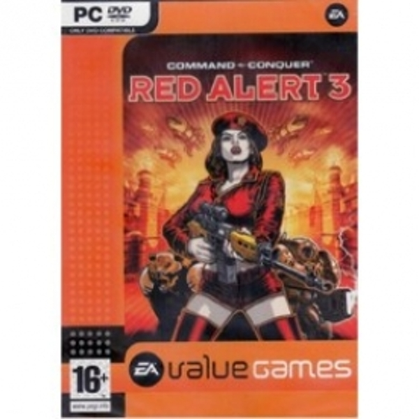 Command & Conquer 3 Red Alert Game PC