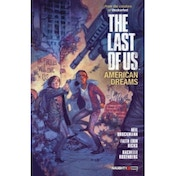 The Last of Us American Dreams Graphic Novel