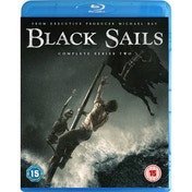 Black Sails - Season 2 Blu-ray