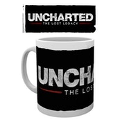 Uncharted The Lost Legacy - Logo Mug