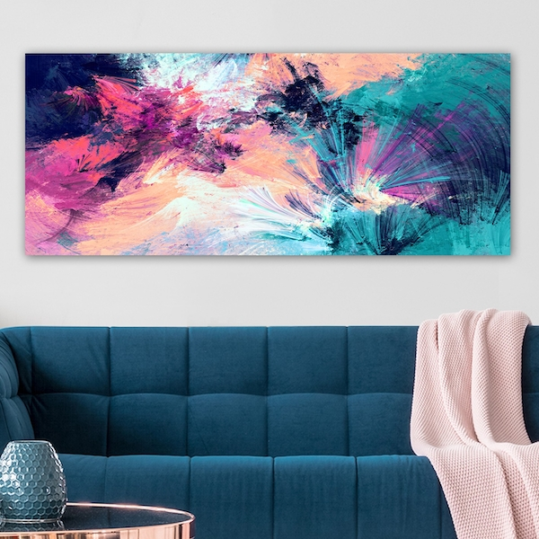 YTY642367879_50120 Multicolor Decorative Canvas Painting