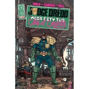 Judge Dredd: Mega City Two Paperback