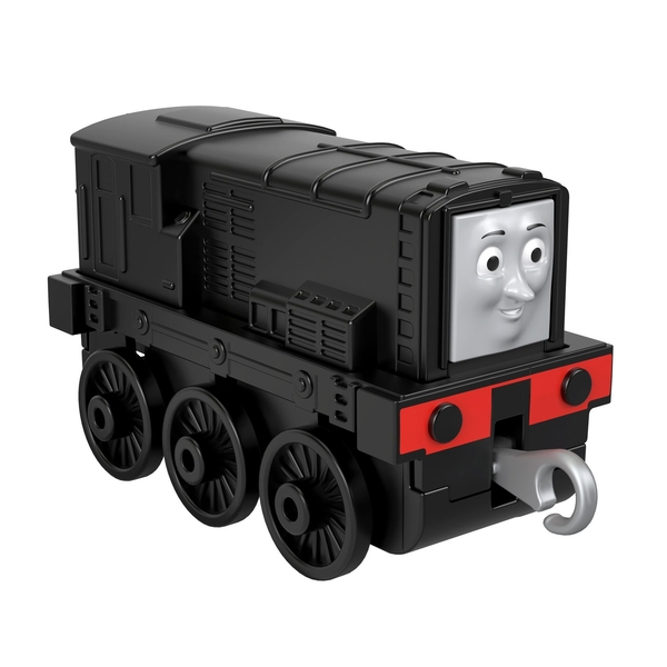 Trackmaster - Thomas & Friends Push Along Diesel Figure