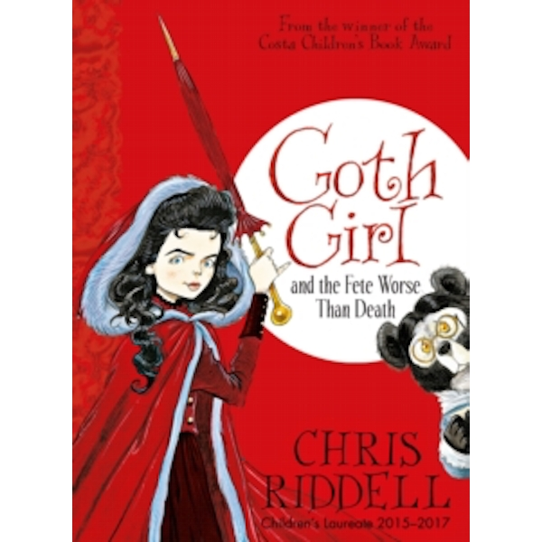 Goth Girl and the Fete Worse Than Death by Chris Riddell (Paperback, 2017)