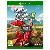 Farming Simulator 17 Platinum Xbox One Game