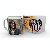 The Walking Dead Who Are You Mug