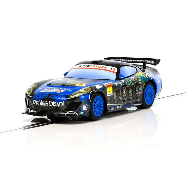 Team GT Zombie 1:32 Scalextric Super Resistant Car