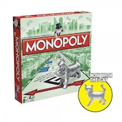 Ex-Display Monopoly Board Game Used - Like New
