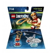 Wonder Woman (DC Comics) Lego Dimensions Fun Pack