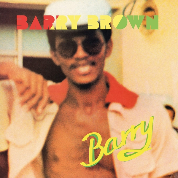 Barry Brown - Barry Vinyl
