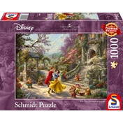 Thomas Kinkade Disney Snow White - Dancing with the Prince 1000 Piece Jigsaw Puzzle