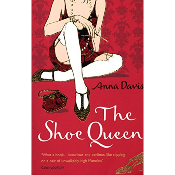 The Shoe Queen by Anna Davis (Paperback, 2017)