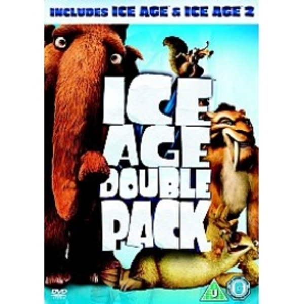 Ice Age & Ice Age 2 The Meltdown Double Pack DVD