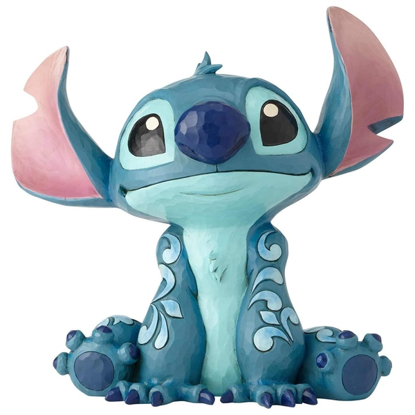 Big Trouble (Lilo And Stitch) Disney Traditions Figurine