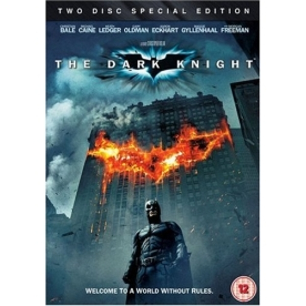 Batman The Dark Knight (Two Disc Special Edition) DVD