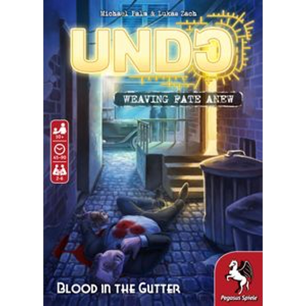 Undo - Blood in the Gutter Card Game