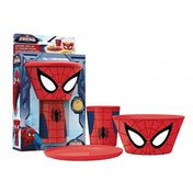 Spiderman Stacking Meal Set