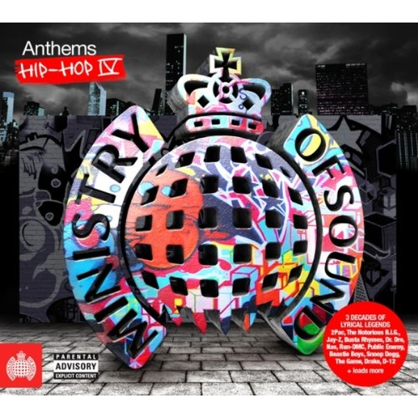 Various Artists - Ministry of Sound - Anthems Hip-Hop IV