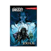Dungeons & Dragons: The Legend Of Drizzt Volume 2 Exile Paperback