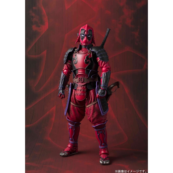 Deadpool (Meisho Manga) Bandai Action Figure