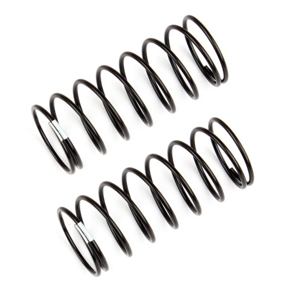 TEAM ASSOCIATED FRONT SHOCK SPRINGS WHITE 3.40 LB/IN L44MM