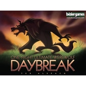 One Night Ultimate Werewolf Daybreak