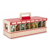 Melissa & Doug Show Horse Stable Playset (13744)